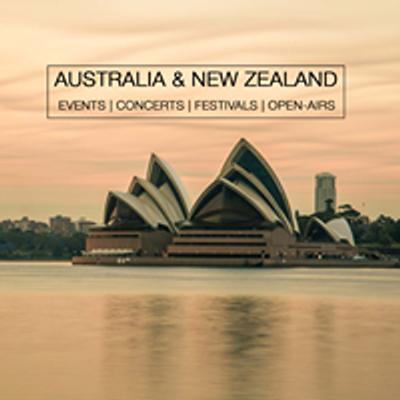 Australia & New Zealand Events