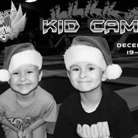 Boomshaka Christmas Kid Camp