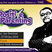 Positive Parenting in Marathi