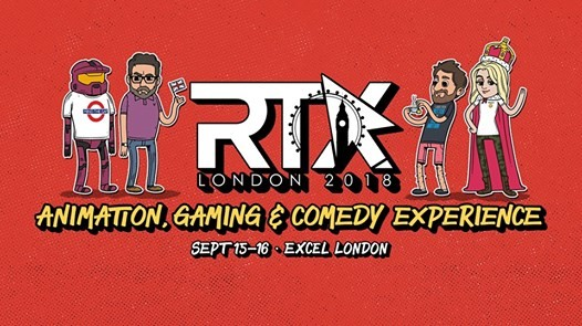 RTX London 2018
