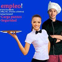 Feria del empleo - Parque Alameda