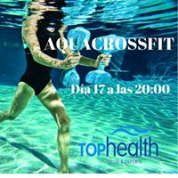 Aquacrossfit en Top Health La Victoria