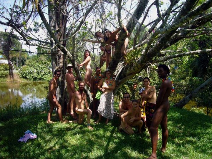 Music Melody Young Naturist Event