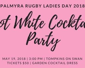 Palmyra Rugby Ladies Day 2018