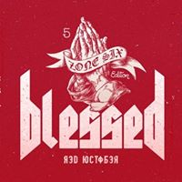 Blessed x Zonesix Red October Edition