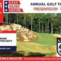 Stop Soldier Suicide Golf Tournament - Presented by T&ampT