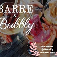 Barre &amp Bubbly August