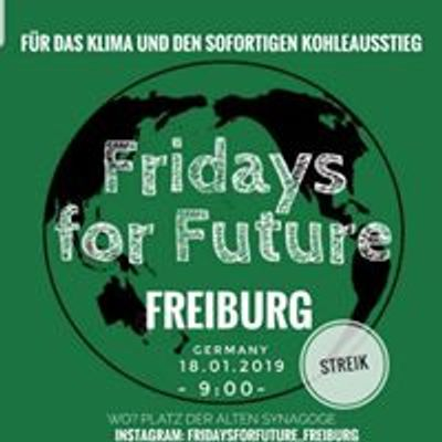 Fridays for future Freiburg