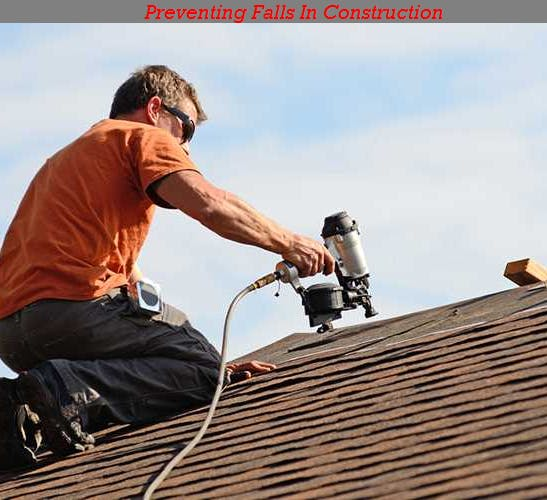 Fall Prevention in Residential Construction
