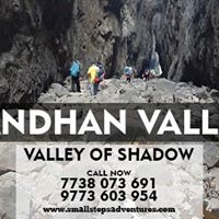 Trek to Valley of Shadow Sandhan Valley on 20th-21st January 201