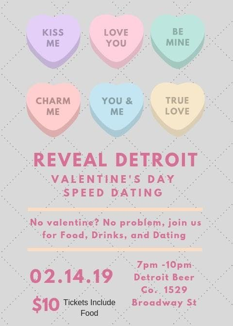 detroit area speed dating