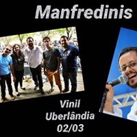 Manfredinis no Vinil Uberlndia