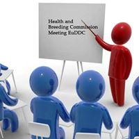 Reunin de la Comisin de Cra y Salud EuDDC
