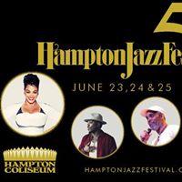 Hampton Jazz Fest Jill Scott Kem Ramsey Lewis