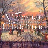 Downtown Strathroy's Victorian Christmas