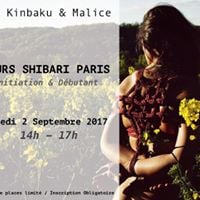 Cours Shibari initiation - dbutant  Complet