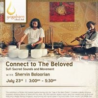 Connect to the Beloved with Shervin Boloorian