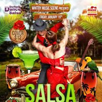 Salsa Party- Friday January 19th