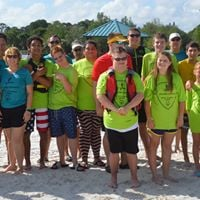Collier County Standup Paddle Competition