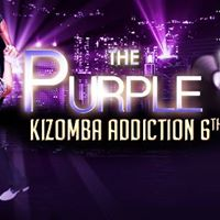 The Purple Party - The Kizomba Addiction 6th Year Anniversary Weekend
