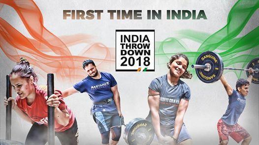 India Throwdown