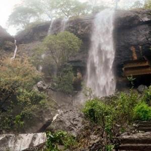 Trek to Rajmachi and Kondane Caves on 16th 17th June 2018