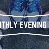 August Monthly Evening Run