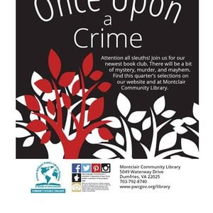 Once Upon a Crime mystery book club