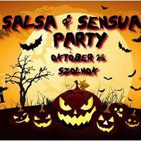Halloween-i Salsa &amp Sensual Batyus Party - Szolnok
