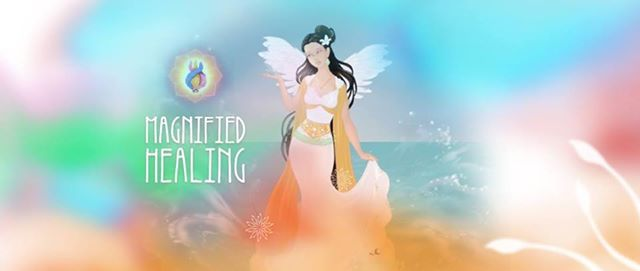 Magnified Healing - Prticas