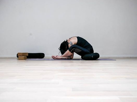 Yin Yoga Teacher Training Sports & Mind