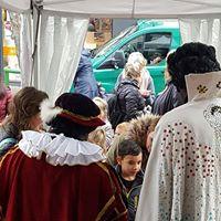 Sinterklaashuis woensdag 22 en zaterdag 25 november.
