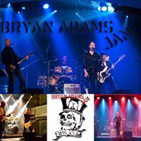 Bryan Adams Jam i Sejlmageren