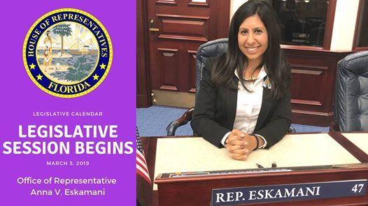 Legislative Calendar: 2019 Session Begins At Florida State