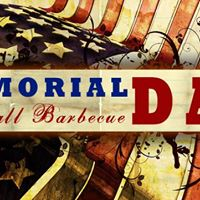 Memorial Day Baseball &amp BBQ