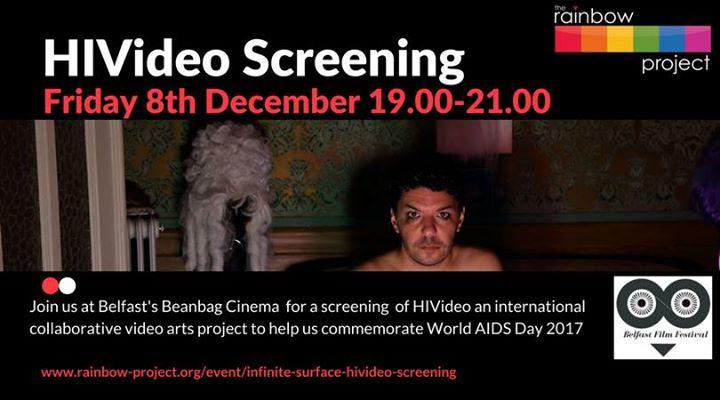 Strange Hivideo Screening At Beanbag Cinema Belfast Andrewgaddart Wooden Chair Designs For Living Room Andrewgaddartcom