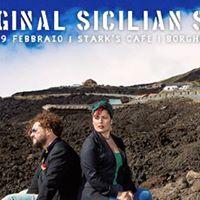 Original Sicilian Style Live at Starks Caf