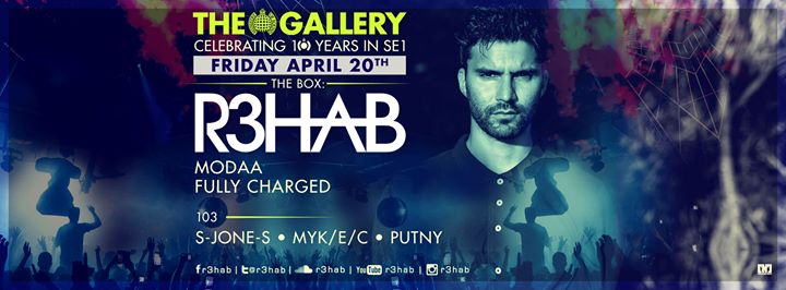The Gallery R3hab