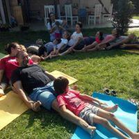 Weekend de Family Yoga - Ilidia Cheile Nerei