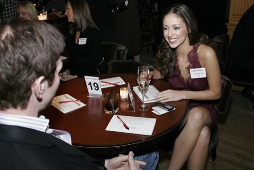 Speed Dating online gratis