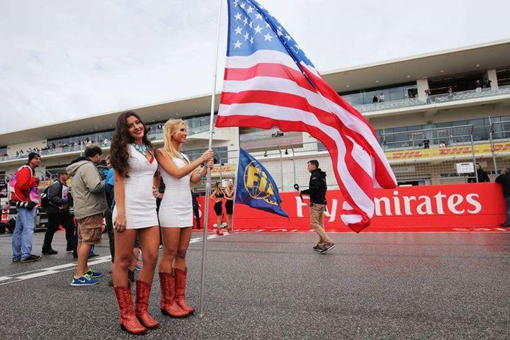 American F1 Grand Prix USA 2017 Austin (Texas) United ...
