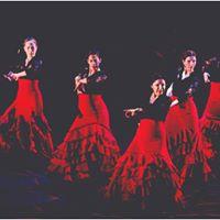 Esmeralda Enrique Spanish Dance Company