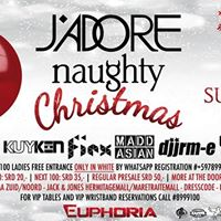 Jadore Naughty Christmas December 24th Euphoria by Anything