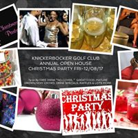 Knickerbocker Golf Club Annual Open House Christmas Party
