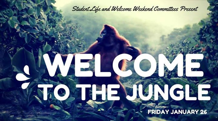 Yale SOM Welcome To The Jungle Dance Party