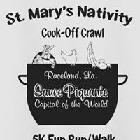 St. Mary's Nativity Cook-Off Crawl