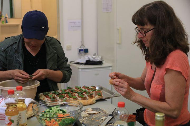 küche der kulturen at helene-weber-haus im domviertel, aachen