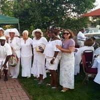 WHITE PARTY 30 donation for 100 scholarships