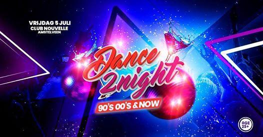 Dance 2Night 90s 00s Amstelveen