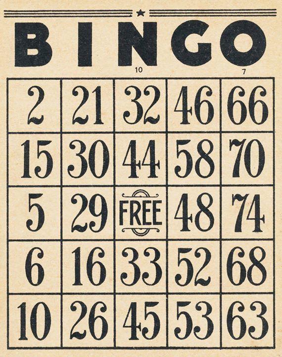 Journe Bingo